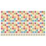 Azulejos Adhesivos De 15x15 Venecitas Color