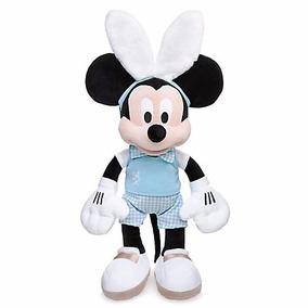 Disney Store Peluche Mickey Mouse Pascua 50cm 2017
