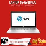Laptop Hp Envy 15-as004la 16gb Ram, 128ssd, 1tb Dd Buen Fin