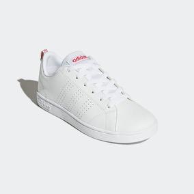 Tenis adidas Vs Advantage Clean K Blanco Para Mujer W77480