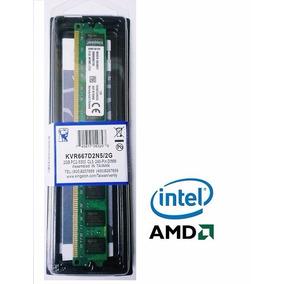 Memória Kingston Ddr2 2gb 667 Mhz Pc2-5300 Lacrado