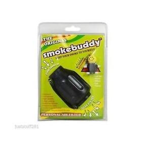 Smokebuddy Filtro Aire Personal, Para Fumadores Anti Olor