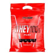 Whey 100% Pure 907g / Wey Protein Refil - Integralmedica
