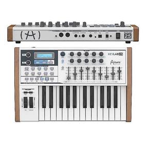 Sintetizador Híbrido Arturia Keylab 25 Studio Dj Key Lab
