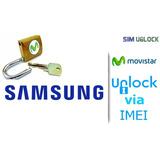 Liberar Movistar Adptdor Samsung