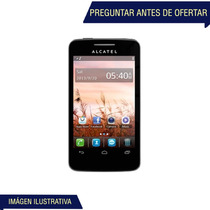 Alcatel Tribe 3041g Redes Sociales Radiofm Cam 2mp Bluetooth
