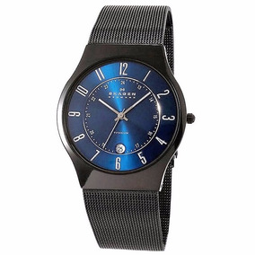 Relógio Skagen Masculino T233xltmn/4pn Preto - Nota Fiscal
