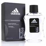 adidas Dynamic Pulse adidas Masculino Eau De Toilette 100ml