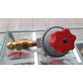 Regulador De Gas Alta Presion Ajustable 0 A 20 Psi Precimex