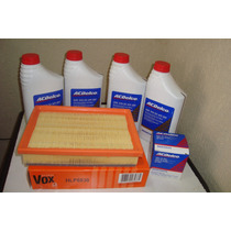 Kit Troca De Oleo Ac Delco 5w30 Gm Onix + Filtro De Combust