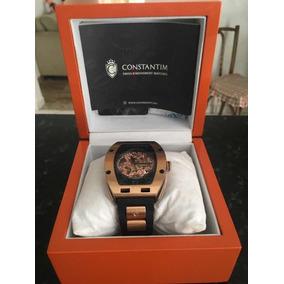 1026c33423c Relógio Constantim Full Skeleton - Relógios De Pulso no Mercado ...