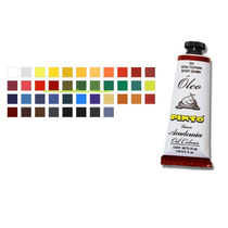 Pintura Al Oleo Pinto Tubo Con 37ml Disponible En 40 Colores