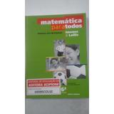 Matemática Para Todos 6° Série 3° Ciclo Manual Do Professor