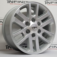 Jogo 4 Roda 16 Toyota Hilux 6x139 Sw4 S10 Ranger L200 R37 Kr