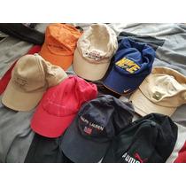 9 Gorras Usadas Diferentes Marcas Envío Gratis