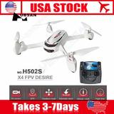 Hubsan H502s X 4 Fpv Rc Quadcopter Drone Gps Follow Me /