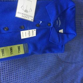 Camisa Tipo Polo Dama - Talla S