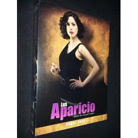 Las Aparicio Tercera Temporada , Serie Tv Formato Dvd