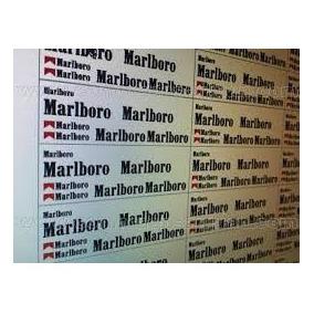 Calco - Sticker Marlboro Para Mclaren F1 1:43 De Salvat