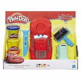 Novo Kit Massinha Play Doh Carros Relâmpago Mcquuen Cars