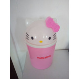 Papelera Pequeña Hello Kitty