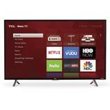 Tv Led Smart Tcl Roku 40 Pulgadas 40s305