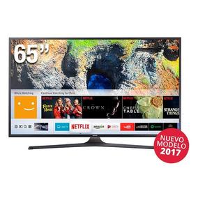 Tv Samsung 65 Uhd 4k Modelo 2017 Isdb-t