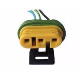 Chicote Conector Sensor Posição Borboleta Tps Uno Palio Temp