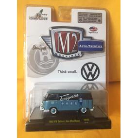 1960 Volkswagen Delivery Van Usa Model - M2 Machines