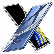 Carcasa De Gel Transparente 100%  Original Samsung Note 9