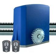 ¡cuotas! Kit Motor Para Portón Corredizo Seg Solo Ch1.0
