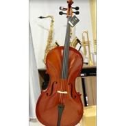 Violoncelo 4/4 Jahnke Maple Top-  Original