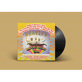The Beatles - Magical Mystery Tour Vinilo Lp Nuevo Europa