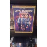 Jonas Brothers En Concierto Versión Extendida Dvd Original
