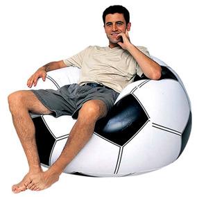 Sillon Inflable En Forma De Balón $470. Envío Y Kit Gratis