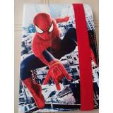 Estuche Tablet 7 Pulgadas Spiderman Universal Funda Tablet