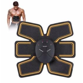 Ems Cinto Tonificador Abdominal Estimulação Elétrica Muscula