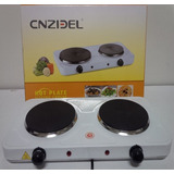 Cocina Electrica 2 Hornillas Hot Plate 2000w Nuevas Original