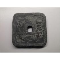 Moeda Japao Yonezawa 200 Mon 1866