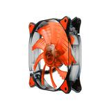 Fan Ventilador Led 12cm Cougar Cf D12hb-r Rojo