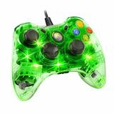 Control Afterglow Verde Para Xbox 360