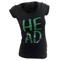 Remera Head Mujer Poliester