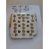 Tarjeta De Teclado Zte R-230 Original
