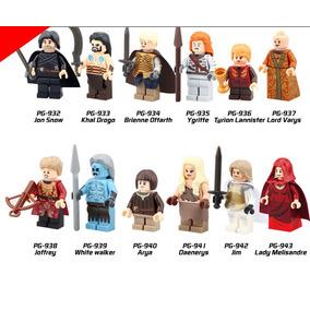 Minifiguras Marvel Dc Super Heroes Game Of Thrones