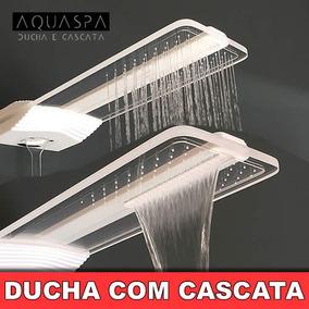 Ducha / Chuveiro Com Cascata / Cachoeira - Aquaspa