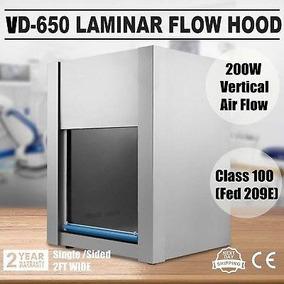 60hz Ca Flujo Laminar Capucha Aire Flujo Vd-650 Instrum-1824