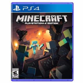 Juego Ps4: Minecraft