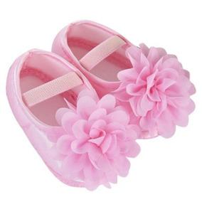 Zapatos Para Bebe Lindos Niña (11 Cm) Envío Gratis