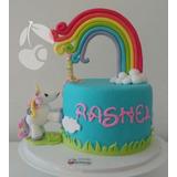 Tortas Cumpleaños Infantiles Decoradas Bautizo