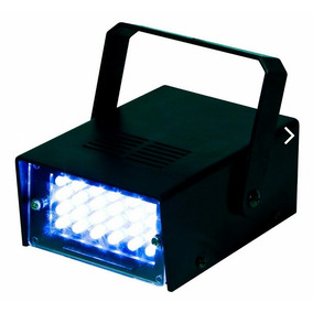 Luz Strobe Led 10w Mini Flash Storber